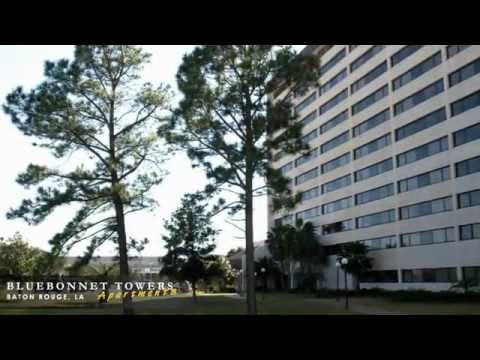 Bluebonnet Towers Apartments - Baton Rouge, Louisiana