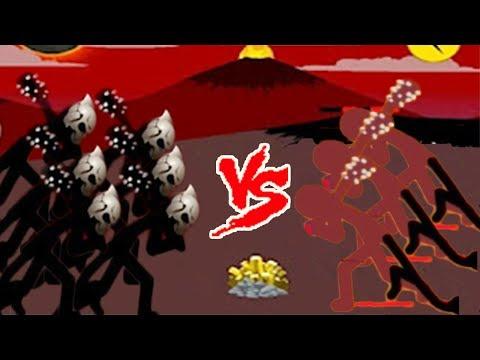 GIANT ARMY Vs FINAL BOSS - Tournament Mode | Stick War Legacy