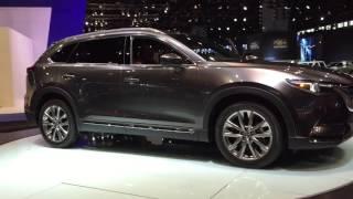 2016 Mazda CX-9 SUV Walk around from the Chicago Auto Show Floorhttp://www.roadfly.com/2016-mazda-cx-9-suv-crossover-walk-around-video.html