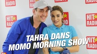Tahra fle MOMO Morning Show