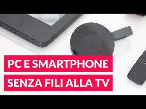 Mirroring: collegare Smartphone e PC alla TV senza fili • Ridble
