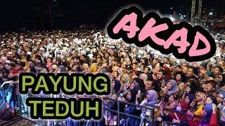 Video AKAD (Live HD Jember) SERU BANGET! - Payung Teduh MP3, 3GP, MP4, WEBM, AVI, FLV Juli 2018