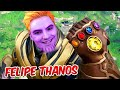 Fortnite Com O Thanos