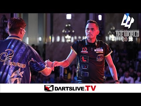 【Royden Lam VS Lourence Ilagan】THE WORLD 2018 STAGE 4 TAICHUNG -FINAL MATCH-