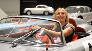 Maria Sharapova becomes brand ambassador of Porsche AG
