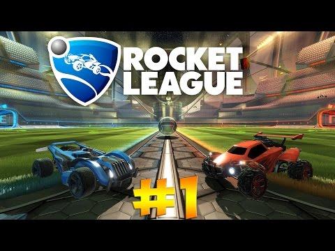 Rocket League. Гол года от LikeMySty1e. #1 60fps