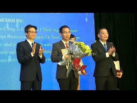 Trao Giải thưởng Tạ Quang Bửu năm 2019, Giải Báo chí viết về khoa học và công nghệ 2018