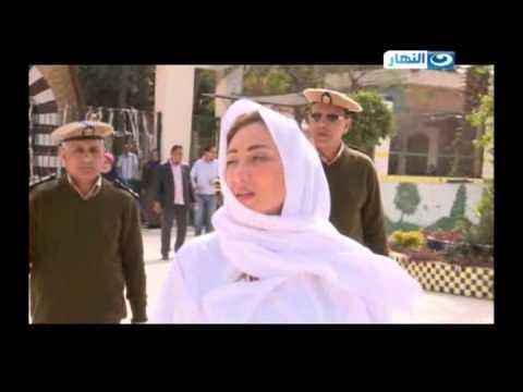 العرب اليوم - شاهد: ريهام سعيد أثناء عملية التفتيش داخل سجن نساء القناطر