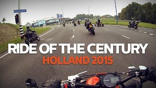 8. Ride of the Century 2015 Holland | Yamaha Raptor 700r | GoPro