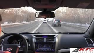 Тест Драйв Geely Emgrand X7 Автоцентр КрасГАЗсервис г. Красноярск