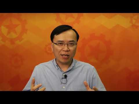 黃國理事長談「兩會」精神