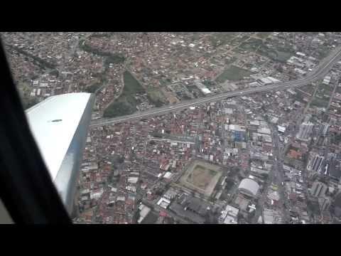Decolagem no Aeroporto Oscar Laranjeira em Caruaru