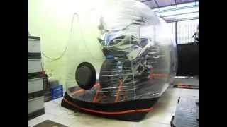 8. Yamaha R1 2011 use Bubble Protection