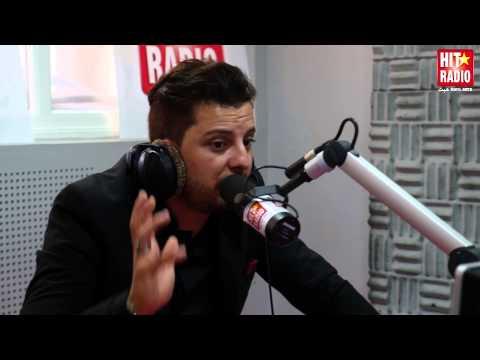 Hatim Ammor dans le Morning de Momo sur HIT RADIO - 26/01/15