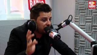 Hatim Ammor dans le Morning de Momo sur HIT RADIO - 26/01/15