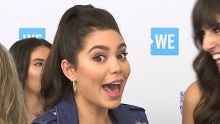 Moana's Auli'i Cravalho Gushes Over Beyonce & Talks Future Plans! Video