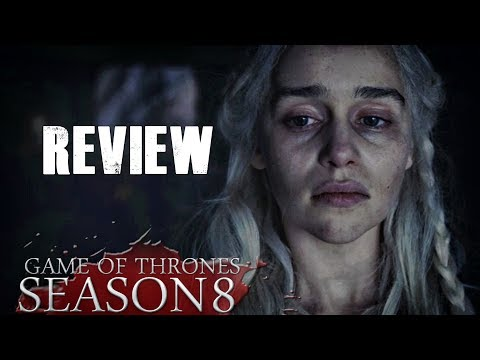 Game of Thrones Season 8 Episode 5 - The Bells - Video Review!