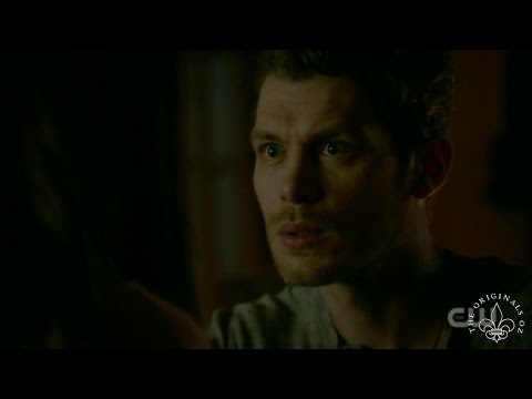 The Originals 4x03 Hope tells klaus about her bad dream