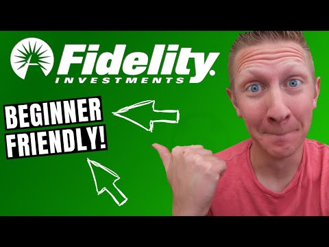 Fidelity Index Funds for the COMPLETE BEGINNER!
