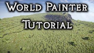 World Painter Tutorial 8 - Plains of Rohan