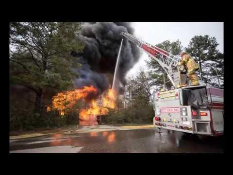 City of Talladega Fire Rescue 2017