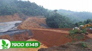 Nông nghiệp | Lào Cai: Hệ lụy vỡ bể chứa bùn thải được cảnh báo từ lâu