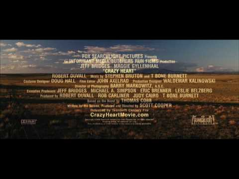 Q1043FMs Jim Kerr & Shelli Sonstein W/Jeff Bridges - Crazy Heart Trailer + Teaser Montage