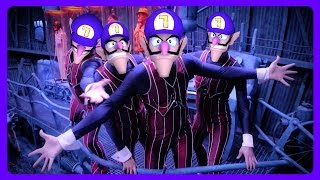 We Are Number One But It's Sung By Waluigi