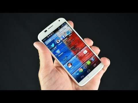 Motorola Moto X: Unboxing & Review
