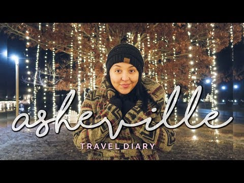 CRAZIEST NEW YEARS EVE EVER!! | ASHEVILLE TRAVEL DIARY 2018 | Page Danielle