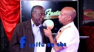 Seifu On Ebs Gift Ceremony For Ethiopian  Kidney Assosation
