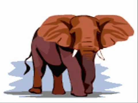 Bài 4 Bé làm quen với các con vật » Tiếng Anh trẻ em