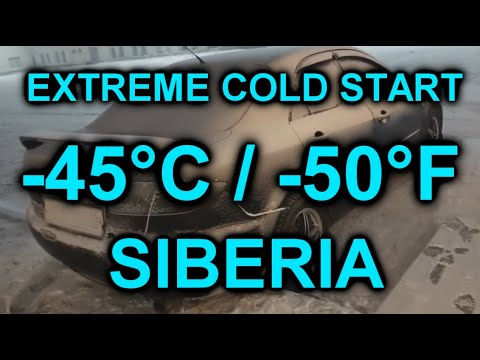 [SEASON 2] Extreme car COLD START compilation | -45*C | s.2 ep.13 | ЗАПУСК ДВИГАТЕЛЯ В МОРОЗ -45