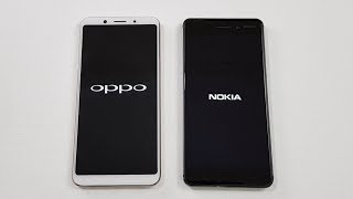 Video Oppo F5 vs Nokia 6 SPEED TEST | WHICH IS FASTER MP3, 3GP, MP4, WEBM, AVI, FLV November 2017