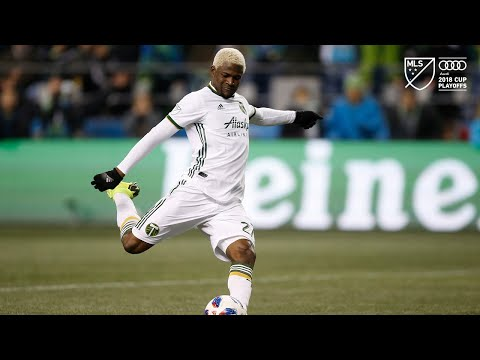 Video: SLO-MO | The Dairon Asprilla penalty that clinched the win for Portland over Seattle