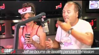 Video Jeff se bourre de laxatifs pendant l'émission - C'Cauet sur NRJ MP3, 3GP, MP4, WEBM, AVI, FLV Agustus 2017