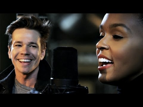 : We Are Young ft Janelle Mon�e (ACOUSTIC)