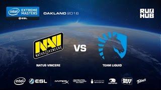 IEM Oakland - NaVi vs Liquid - de_nuke - [Enkanis, yxo]