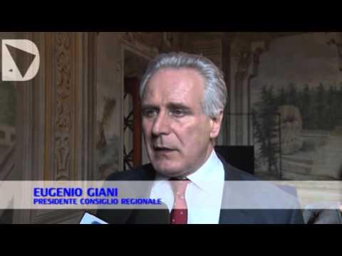 SERVIZIO - L'INCORONAZIONE DELLA VERGINE DI BOTTICELLI NELLA SEDE DEL CONSIGLIO REGIONALE