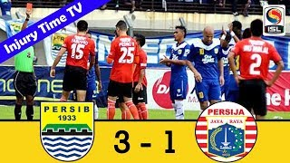 Download Video Persib Bandung 3-1 Persija Jakarta | ISL 2013 | All Goals & Highlights MP3 3GP MP4