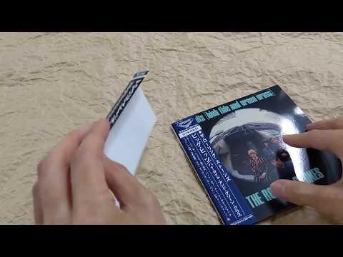 [Unboxing] The Rolling Stones: Big Hits (High Tide and Green Grass) [SHM-CD] [mini LP]