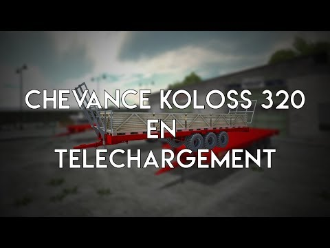 Chevance Koloss 320 v1.0.0.0