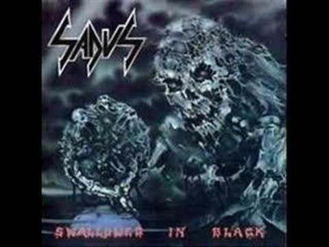 Sadus - Safety in Numbers online metal music video by SADUS
