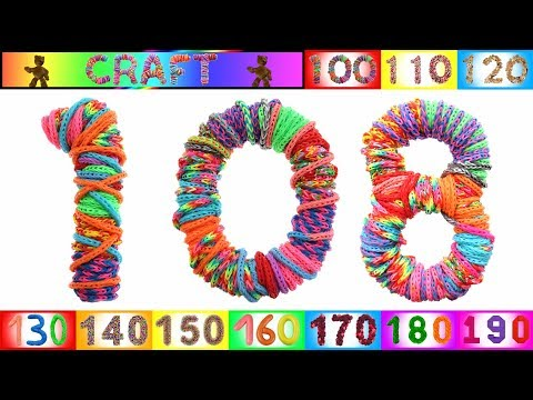 Numbers 1 to 1000 in 100 Fonts! (Find a Font)