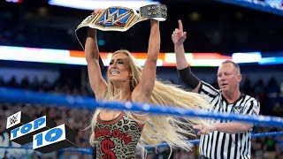 Nonton Top 10 SmackDown LIVE moments: WWE Top 10, April 10, 2018 Film Subtitle Indonesia Streaming Movie Download