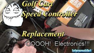 4. Golf Cart Speed Control Alltrax DCX