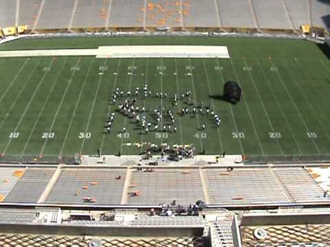 AFHS Band Of Owls - ASU Band Day 10-22-11