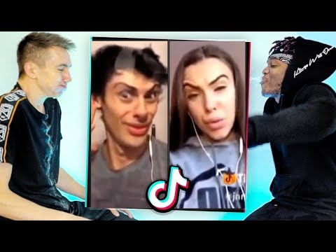 TIK TOK TRY NOT TO LAUGH CHALLENGE vs JJ