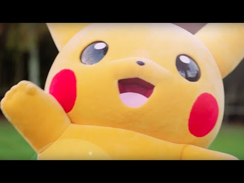 Pokemon Ultra Sun and Ultra Moon Official Come Visit Pikachu Valley Trailer