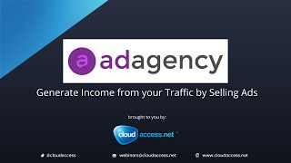 Learn how to generate income from the traffic that visits your site. This is the most robust advertisement component available for ...